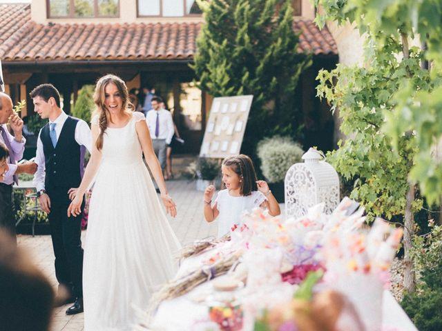 La boda de Xabi y Ianre en Zarraton, La Rioja 41