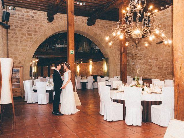 La boda de Xabi y Ianre en Zarraton, La Rioja 44