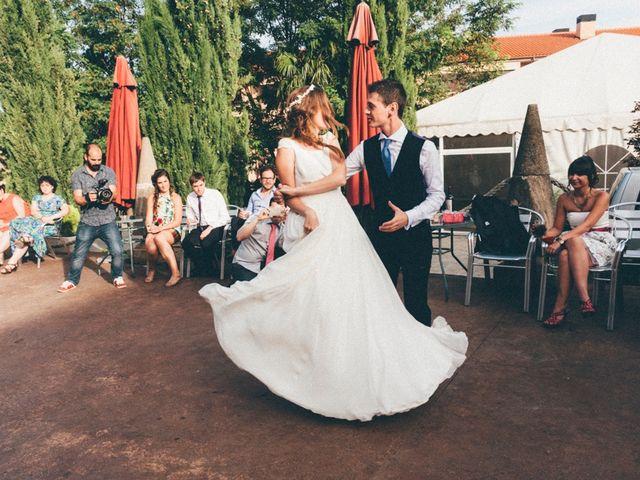 La boda de Xabi y Ianre en Zarraton, La Rioja 46