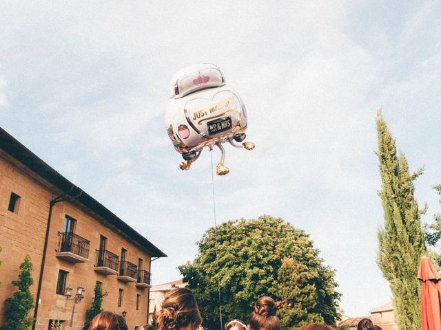 La boda de Xabi y Ianre en Zarraton, La Rioja 47