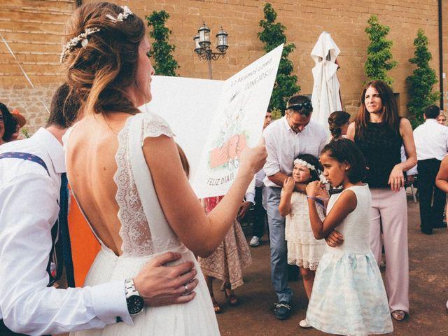 La boda de Xabi y Ianre en Zarraton, La Rioja 48