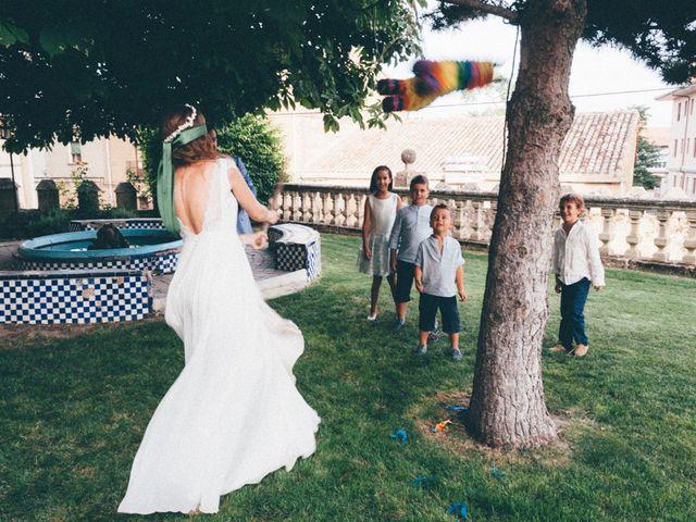 La boda de Xabi y Ianre en Zarraton, La Rioja 50