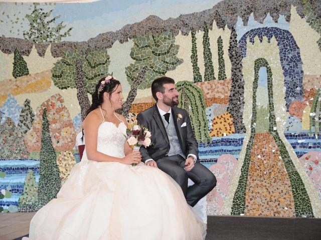 La boda de Rubén y Bea en Sabadell, Barcelona 6