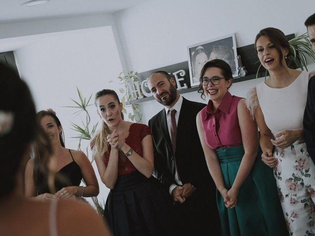 La boda de Lucia y Javier en Valencia, Valencia 38