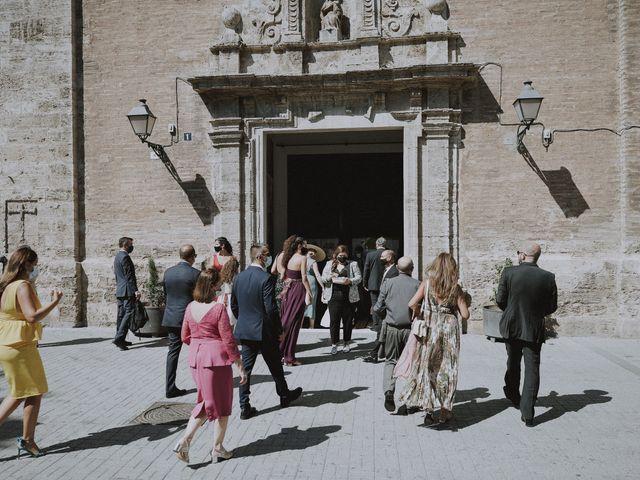 La boda de Lucia y Javier en Valencia, Valencia 39