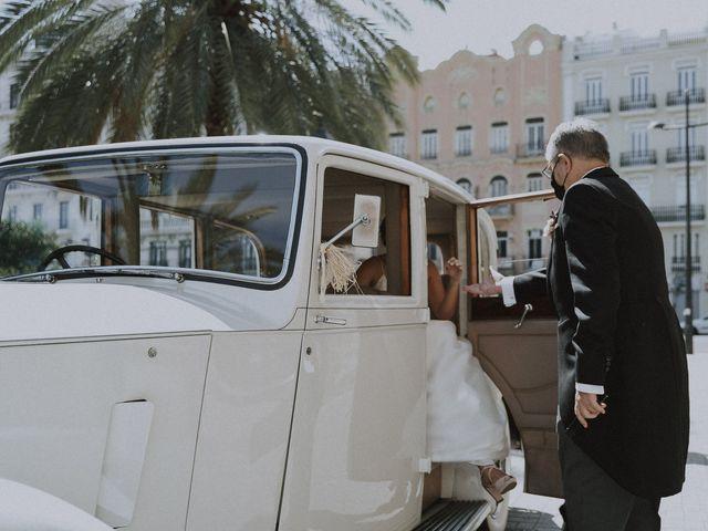 La boda de Lucia y Javier en Valencia, Valencia 42