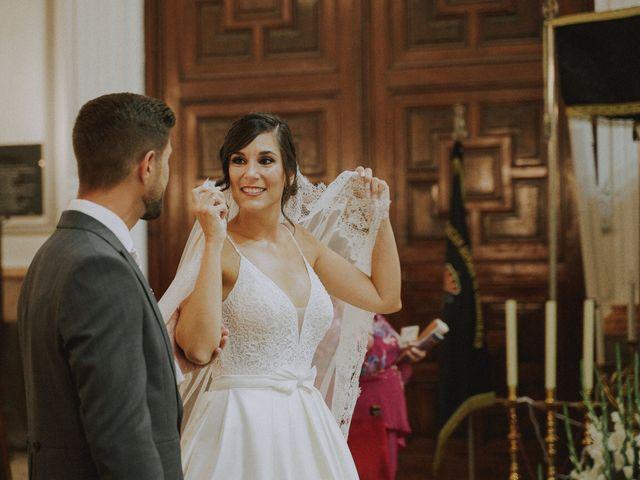 La boda de Lucia y Javier en Valencia, Valencia 44