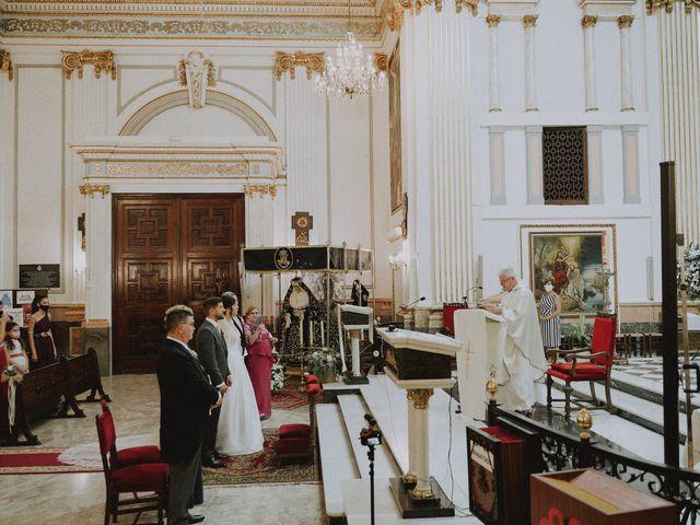 La boda de Lucia y Javier en Valencia, Valencia 45
