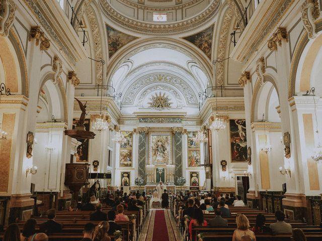 La boda de Lucia y Javier en Valencia, Valencia 47