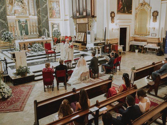 La boda de Lucia y Javier en Valencia, Valencia 48