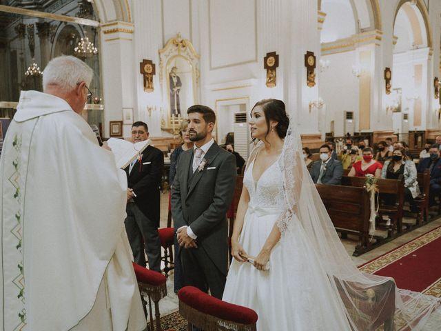 La boda de Lucia y Javier en Valencia, Valencia 49