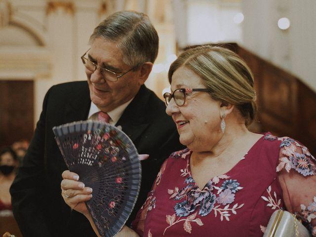 La boda de Lucia y Javier en Valencia, Valencia 53