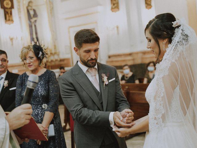 La boda de Lucia y Javier en Valencia, Valencia 54