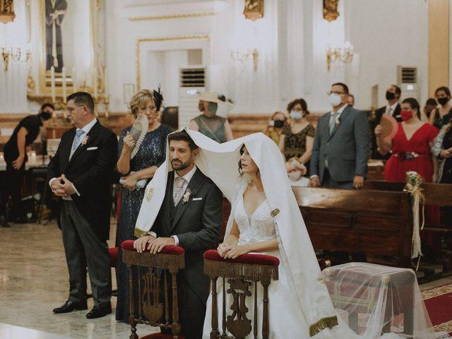 La boda de Lucia y Javier en Valencia, Valencia 58