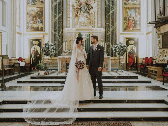 La boda de Javier y Lucia