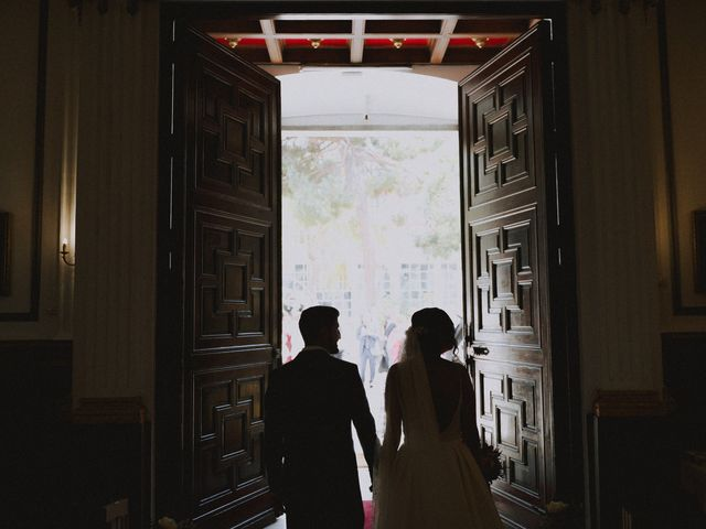 La boda de Lucia y Javier en Valencia, Valencia 59