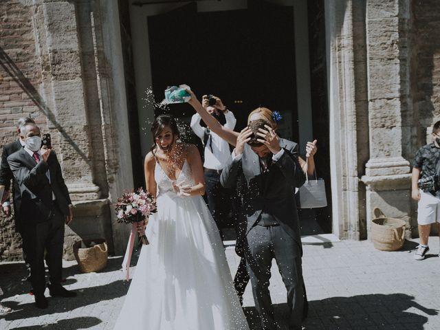 La boda de Lucia y Javier en Valencia, Valencia 61