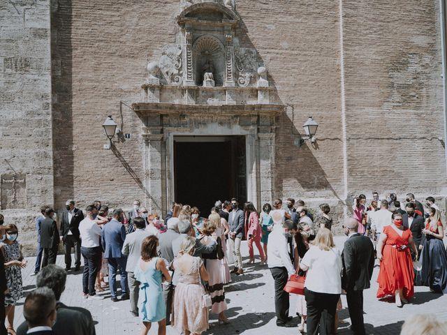 La boda de Lucia y Javier en Valencia, Valencia 62