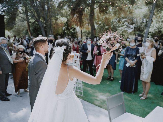 La boda de Lucia y Javier en Valencia, Valencia 69