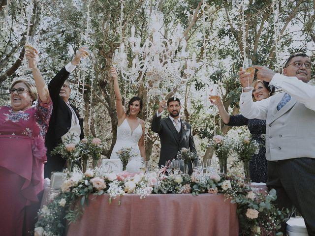 La boda de Lucia y Javier en Valencia, Valencia 79