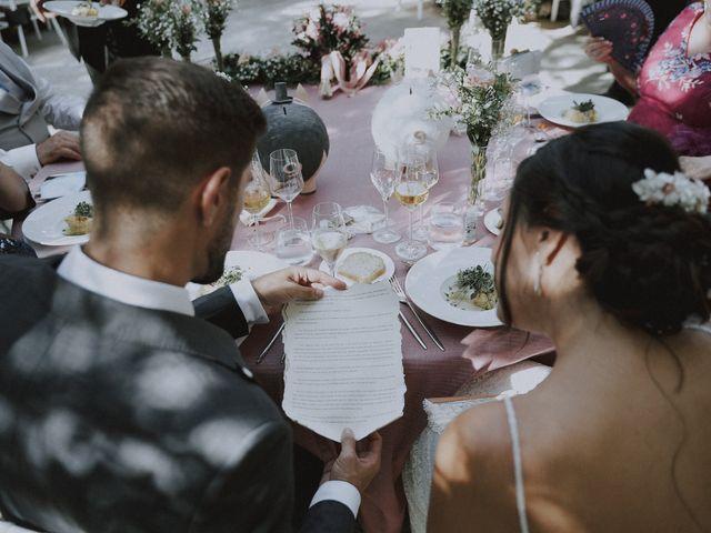 La boda de Lucia y Javier en Valencia, Valencia 80
