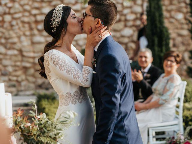 La boda de Tono y Sandra en Alcoi/alcoy, Alicante 73
