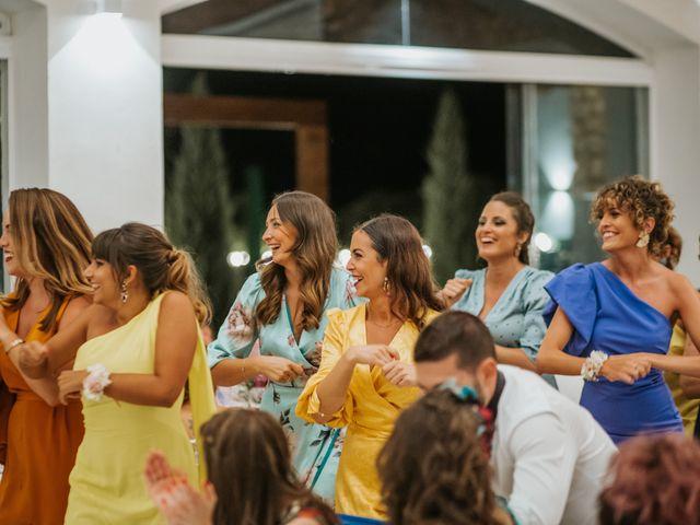 La boda de Tono y Sandra en Alcoi/alcoy, Alicante 97