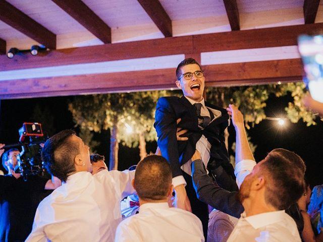 La boda de Tono y Sandra en Alcoi/alcoy, Alicante 104