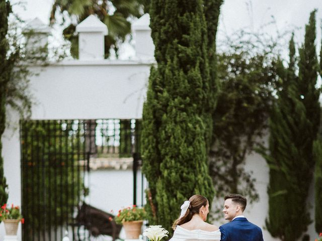 La boda de Diego y Laura en Córdoba, Córdoba 66