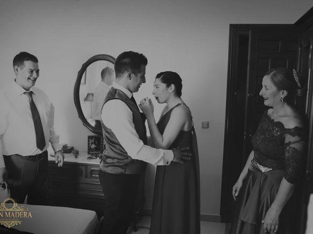 La boda de Jose Antonio y Samantha en Alhaurin El Grande, Málaga 4