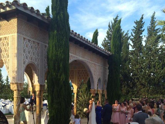 La boda de Jose Antonio y Samantha en Alhaurin El Grande, Málaga 10