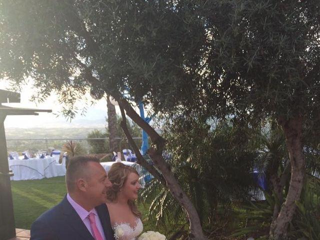 La boda de Jose Antonio y Samantha en Alhaurin El Grande, Málaga 12