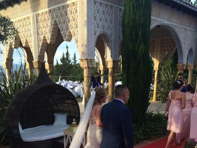 La boda de Jose Antonio y Samantha en Alhaurin El Grande, Málaga 14