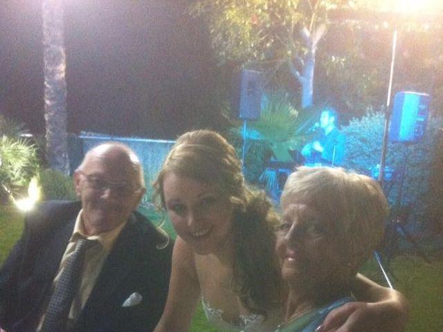 La boda de Jose Antonio y Samantha en Alhaurin El Grande, Málaga 15
