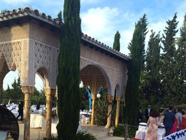 La boda de Jose Antonio y Samantha en Alhaurin El Grande, Málaga 16