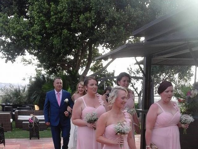 La boda de Jose Antonio y Samantha en Alhaurin El Grande, Málaga 17