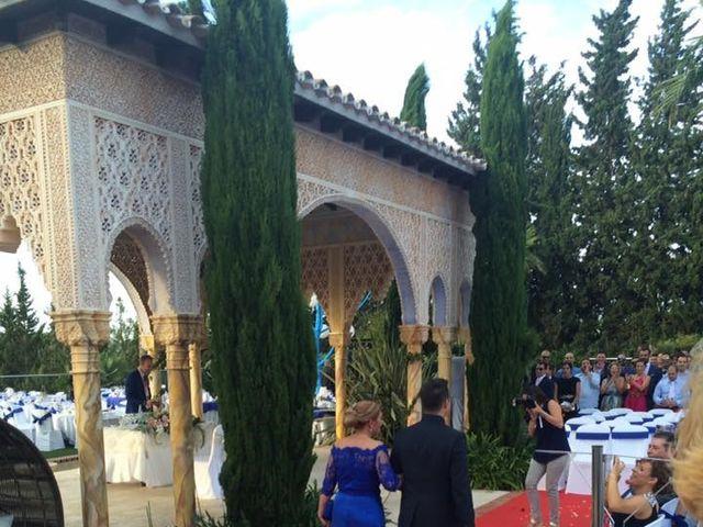 La boda de Jose Antonio y Samantha en Alhaurin El Grande, Málaga 19
