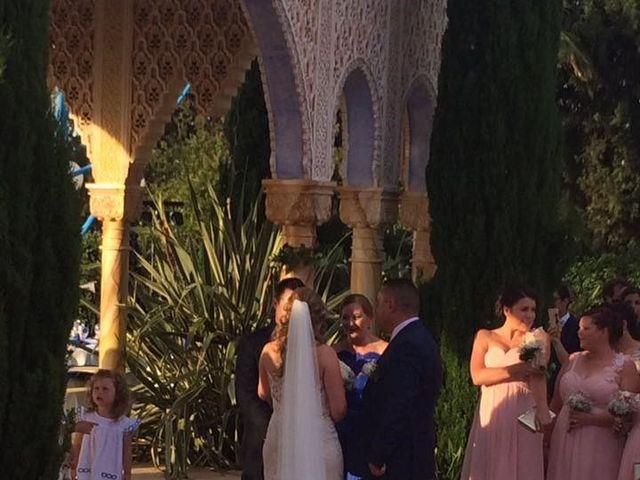 La boda de Jose Antonio y Samantha en Alhaurin El Grande, Málaga 21