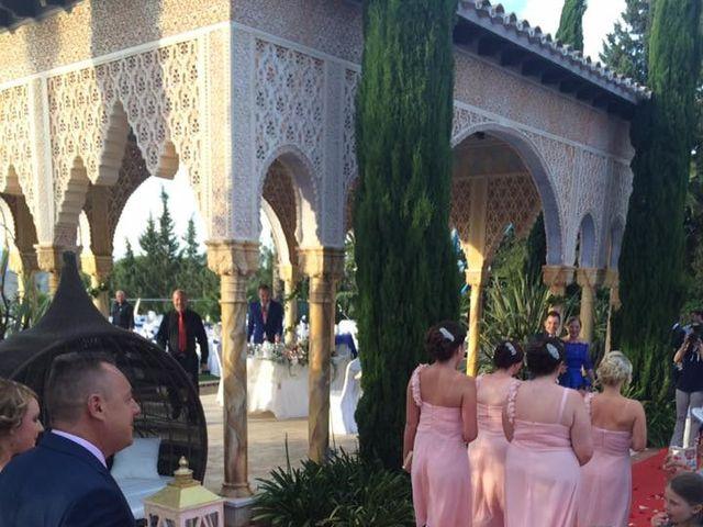 La boda de Jose Antonio y Samantha en Alhaurin El Grande, Málaga 31