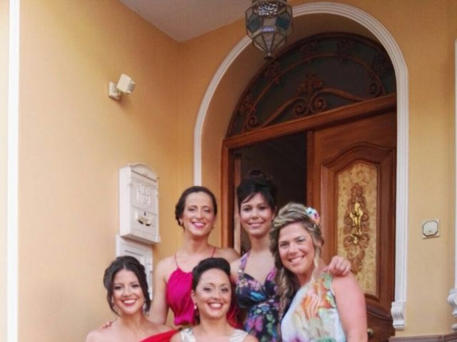 La boda de Jose Antonio y Samantha en Alhaurin El Grande, Málaga 39