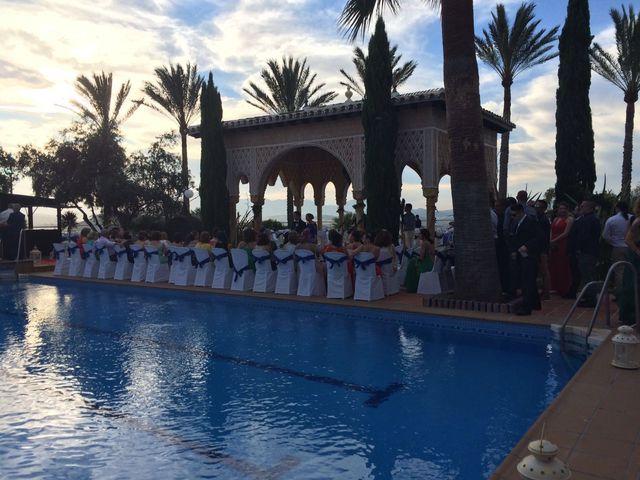 La boda de Jose Antonio y Samantha en Alhaurin El Grande, Málaga 40
