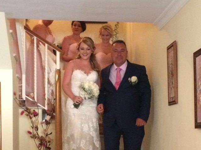 La boda de Jose Antonio y Samantha en Alhaurin El Grande, Málaga 45