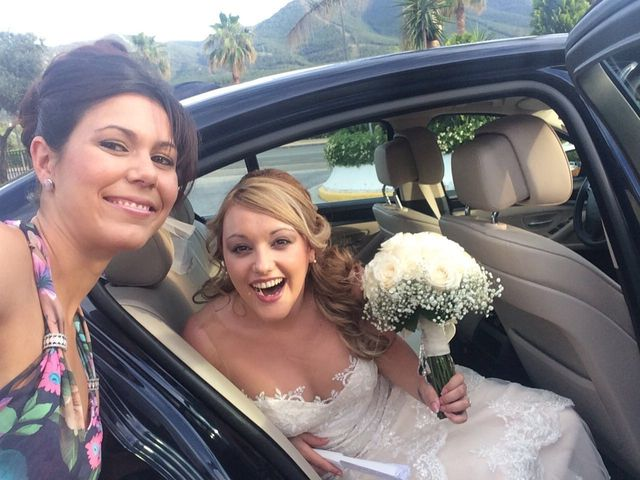 La boda de Jose Antonio y Samantha en Alhaurin El Grande, Málaga 49