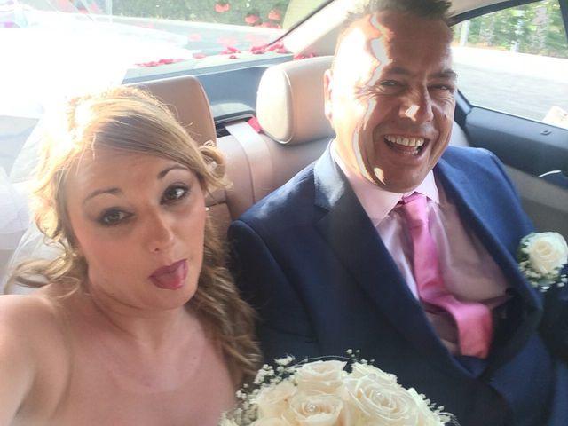 La boda de Jose Antonio y Samantha en Alhaurin El Grande, Málaga 51