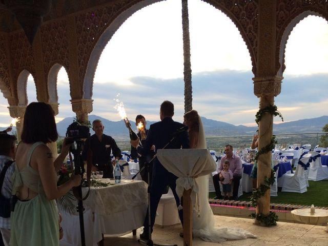 La boda de Jose Antonio y Samantha en Alhaurin El Grande, Málaga 53