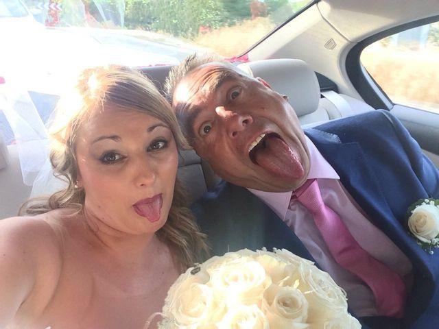 La boda de Jose Antonio y Samantha en Alhaurin El Grande, Málaga 56