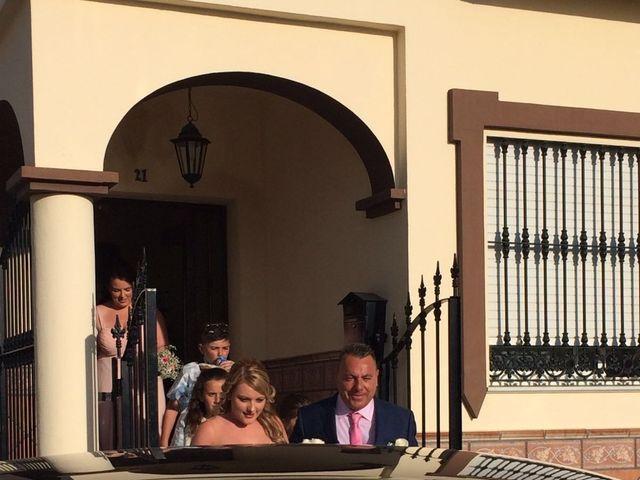La boda de Jose Antonio y Samantha en Alhaurin El Grande, Málaga 58