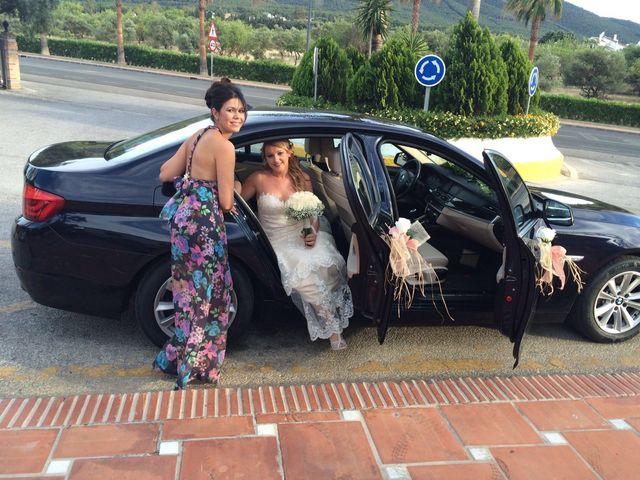 La boda de Jose Antonio y Samantha en Alhaurin El Grande, Málaga 61