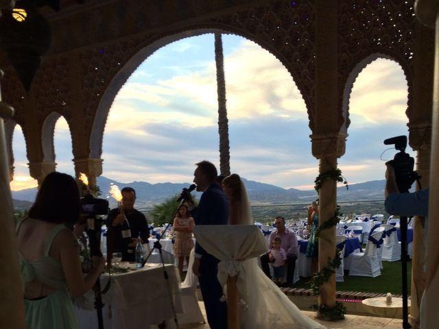 La boda de Jose Antonio y Samantha en Alhaurin El Grande, Málaga 62