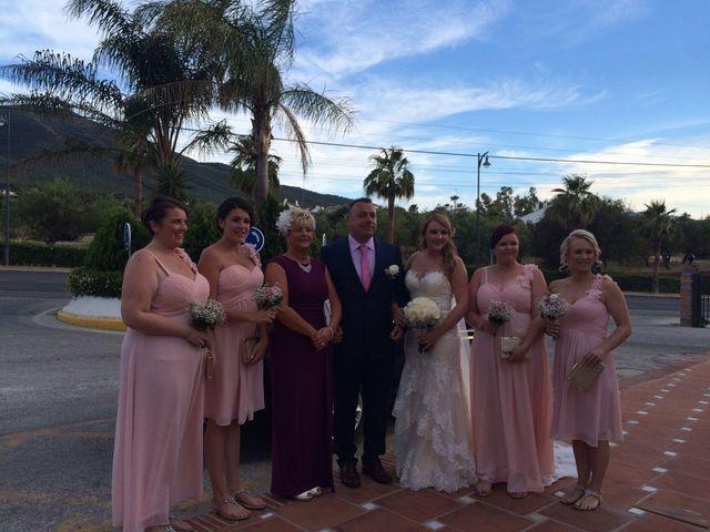La boda de Jose Antonio y Samantha en Alhaurin El Grande, Málaga 65